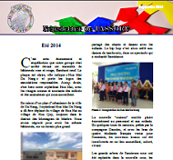 Newsletter Ete 2014 - ASSORV